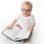 bebe intelectual